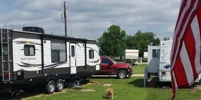 $199 Move-In Special! Get Your Next RV Rental Slip Now!, Glen Rose, Texas