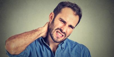 What Could Be Causing My Neck Pain?, Manhattan, New York