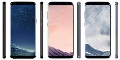 Samsung Galaxy S8 leaded 8 second video , Washington, Ohio