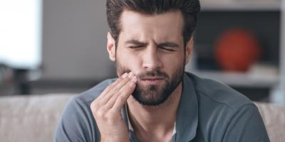 Why You Shouldn't Ignore a Toothache, Sacramento, California