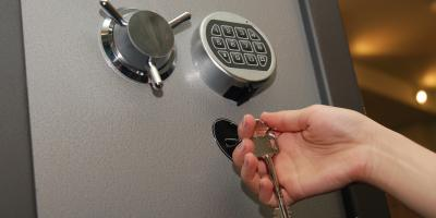 4 Recommended Safes for Businesses, Springdale, Ohio