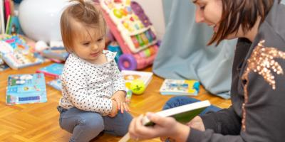 5 Ways to Practice the Alphabet With Your Child, St. Charles, Missouri