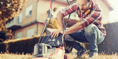 4 Ways to Get the Lawn Mower Ready for Winter, De Soto, Missouri