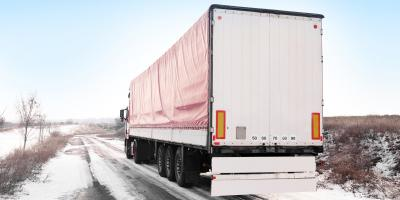3 Winter Trucking Safety Tips, St. Louis, Missouri
