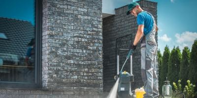 3 Reasons to Power Wash Your Driveway, St. Peters, Missouri