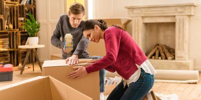 3 Benefits of Renting a Dumpster Before a Move, East Spencer, North Carolina