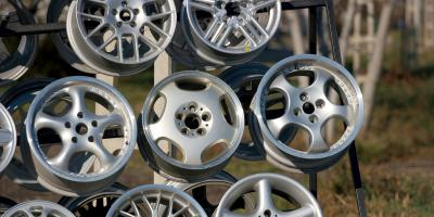 5 Tips for Buying Car Rims From a Salvage Yard, Barkhamsted, Connecticut
