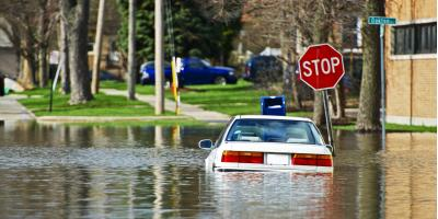A Guide to Junking a Car Ruined by a Flood, San Marcos, Texas