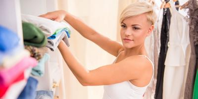 4 Tips to Store Clothes Properly, San Marcos, Texas