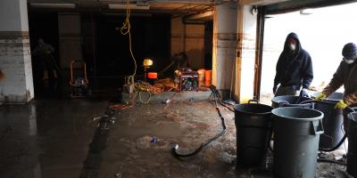 How Water Damage Can Cause Household Odors, San Antonio, Texas