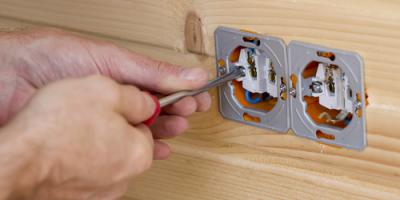 Answers to the Top 3 Questions Electrical Contractors Get, West Sanford, North Carolina
