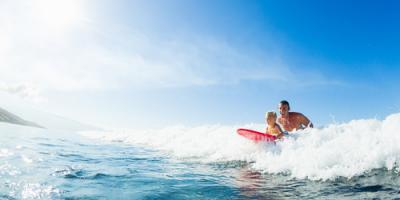 3 Benefits of Surf Lessons for Young Kids, Santa Monica, California