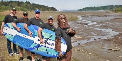 Stand up Paddle board give away! Share Post to Win!, Gorst, Washington