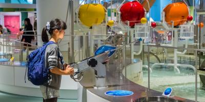 Exploring Technology This Summer With Your Child, Cambrian Park, California