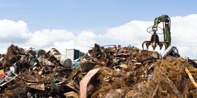 How Does the Scrap Metal Recycling Process Work?, Goshen, Ohio