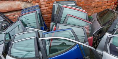 How to Select Auto Parts at a Scrapyard, Thomasville, North Carolina