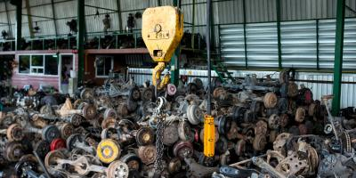 What Items Are Considered Scrap Metal?, Thomasville, North Carolina