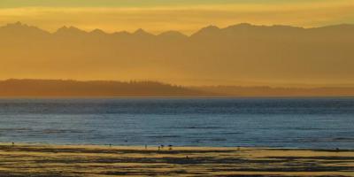 At Sunset Cottage, Enjoy These Beachside Vacation Destinations, Clinton, Washington