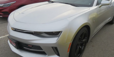 A Look at the Evolution of the Chevrolet® Camaro, Columbus, Ohio
