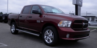 The 2018 Chevrolet Silverado & Ram 1500 — Two of the Best Trucks For Sale Today, Batavia, Ohio