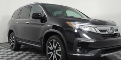 Looking for a New Car? Discover the 2019 Honda® Pilot, Florence, Kentucky