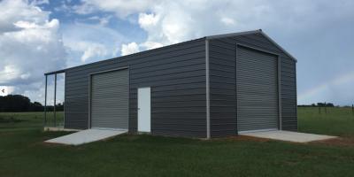 5 Creative Ways to Use a Metal Barn, Dothan, Alabama
