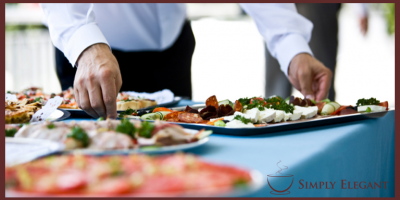 Host an Event With Corporate Catering by Simply Elegant & Earn Points Towards Rewards, Reston, Virginia