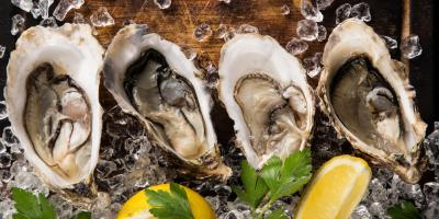 5 Common Types of Oysters to Try, St. Petersburg, Florida