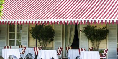 How to Choose a Color for Your Business Awning, Asheboro, North Carolina