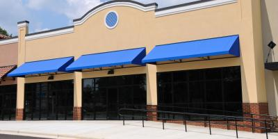Why You Should Add an Awning to Your Storefront, Asheboro, North Carolina
