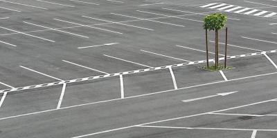 5 Ways Sealcoating Protects Your Parking Lot, Crimora, Virginia