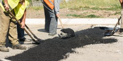 The Difference Between Asphalt Crack Filling & Seal Coating, Nixa, Missouri