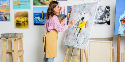 3 Factors to Consider When Matting Art, Seattle, Washington