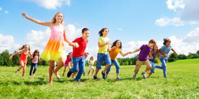 What Are the Recommendations When It Comes to Kid's Fitness?, Seattle, Washington