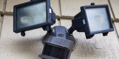 What Type of Security Lighting Is Best for My Business?, Austin, Texas