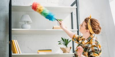 4 Ways a Storage Unit Can Help With Spring Cleaning, Gales Ferry, Connecticut