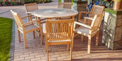 4 Self-Storage Tips for Patio Furniture & Grills, Anchorage, Alaska