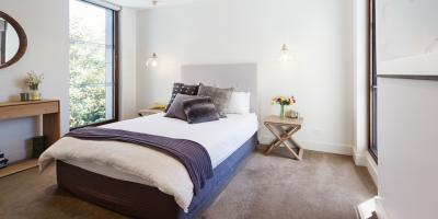 How Can Home Sellers Make Small Bedrooms Look Larger?, Woodbury, Minnesota