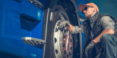 How to Care for Commercial Truck Tires, Clifton Springs, New York