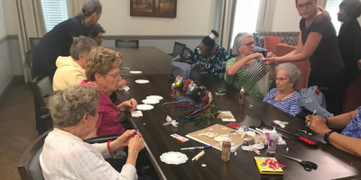 4 Benefits of Art for Seniors, Smyrna, Georgia