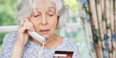 3 Common Scams Targeting Seniors , Toms River, New Jersey