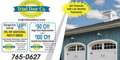Why You Should Never Perform DIY Garage Door Repairs, Summerfield, North Carolina