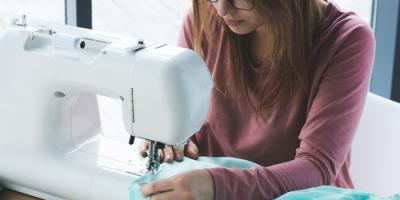 A Beginner's Guide to Sewing, Ellicott City, Maryland