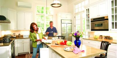 How a Ductless Cooling & Heating System Benefits Older Homes, Hamilton, New Jersey