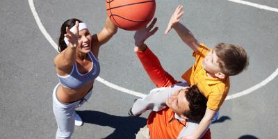 A Guide to Home Basketball & Tennis Courts, Shakopee, Minnesota