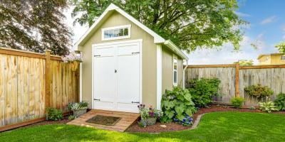 What Should You Consider Before Getting a Shed?, Union, Ohio