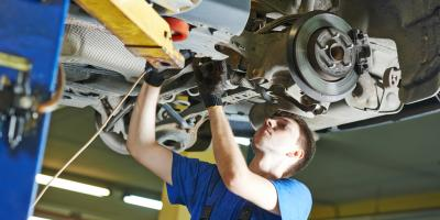 Auto Repair Shop Shares Signs You Need to Replace Shocks & Struts, La Grange, Wisconsin
