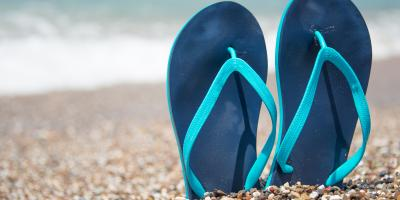 3 Features to Look for in Summer Sandals, West Chester, Ohio