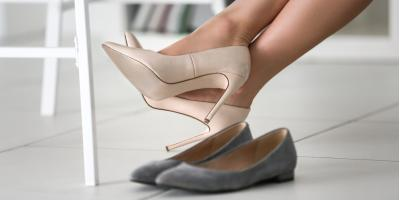 3 Awesome Summer Shoe Styles to Wear at the Office, Oyster Bay, New York