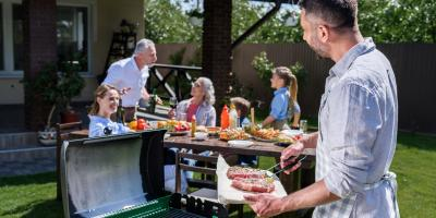 5 Propane Grill Safety Tips, Show Low, Arizona